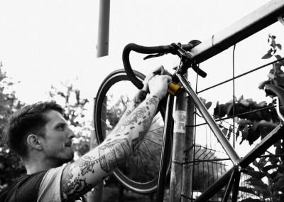 candados bicicletas bogota