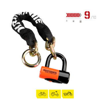 Cadena Kryptonite New York Chain Noose 1275/ NY Disc Lock