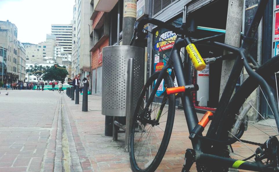 ¿Qué tan segura esta tu bicicleta frente a un robo?