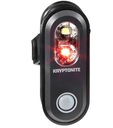 Luces de bicicleta con doble función – Kryptonite