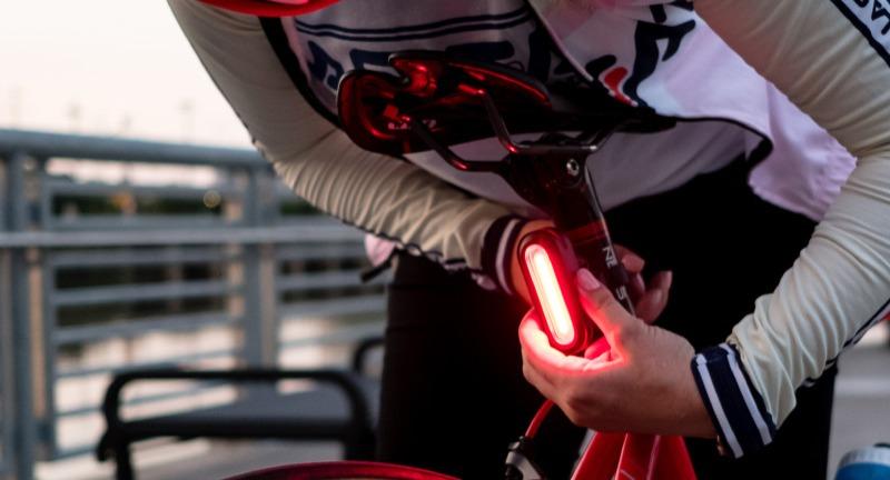 Importancia de tener luces en tu bicicleta